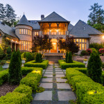 Custom English Manor – $4,295,000