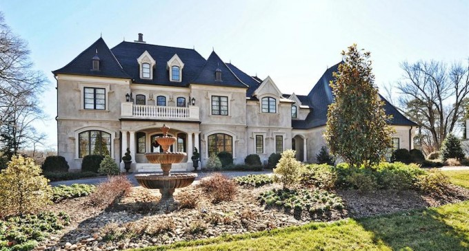 Country Club Masterpiece – $2,495,000