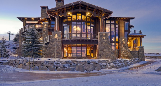 Ski Magazine Dream Home – $21,900,000 | Pricey Pads