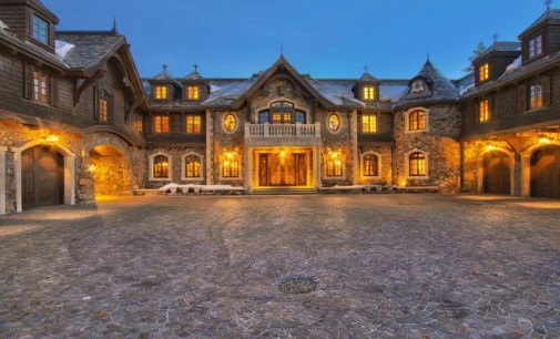 Lake Tahoe's 'Tranquility' Sells for $48 Million (PHOTOS)