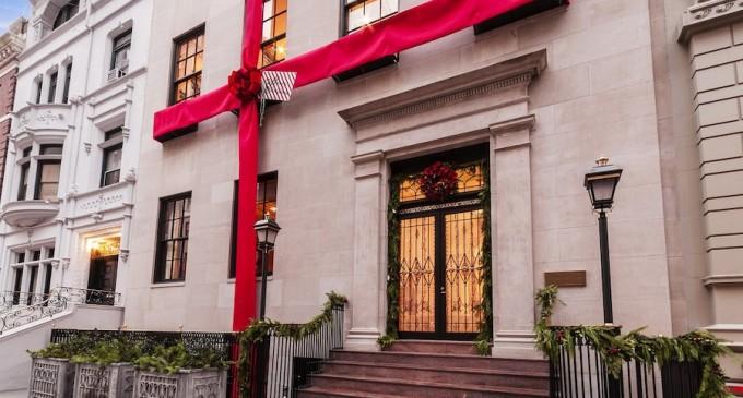 Upper East Side Mansion – $114,077,000
