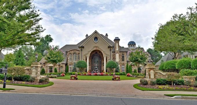 European-Style Estate – $3,185,000