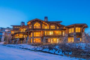 Ski-In/Ski-Out Mountain Home – $6,999,999