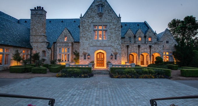 Private Flower Mound Castle – SOLD