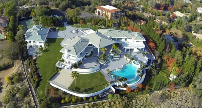 Granite Bay Mountaintop Estate – $12,000,000
