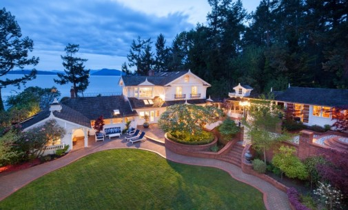 Private 1.7 Acre Waterfront Estate – SOLD