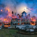 $4M Ohio Mansion Destroyed By Fire