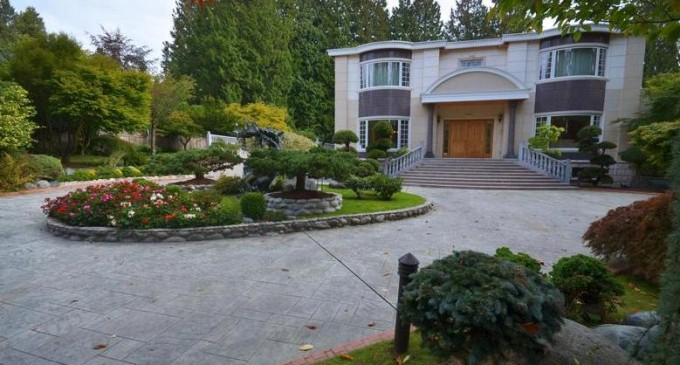 Vancouver Mansion Listed at $11.38 M, Re-listed at $16.8 M