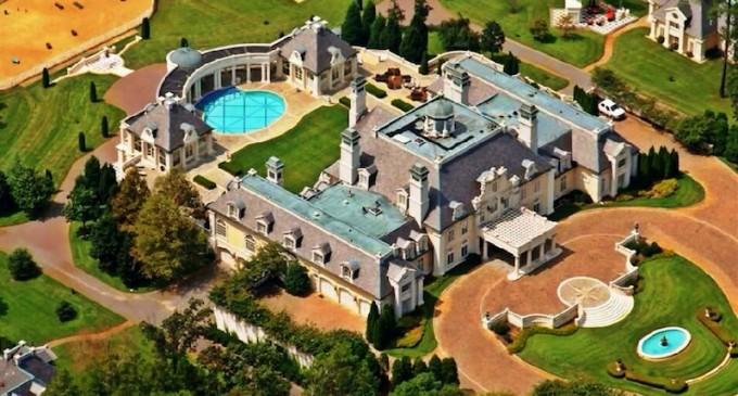 Elegant Living at Its Finest – $9,900,000