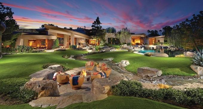 16,235 Sq. Ft. Desert Oasis in La Quinta, CA Reduced to $29.9M, Prev. $39.5M (PHOTOS)