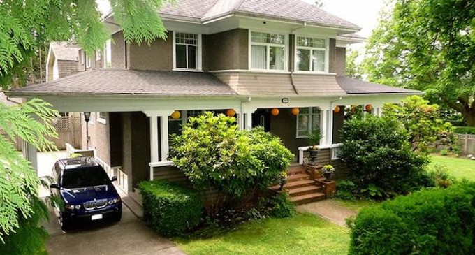 Vancouver Doesn't Appreciate Heritage Homes