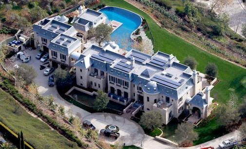 Tom Brady & Gisele Bundchen List L.A. Estate for $50 Million (PHOTOS)