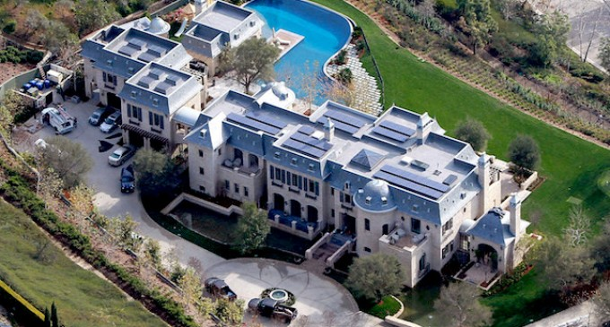 Tom Brady & Gisele Bundchen List L.A. Estate for $50 Million (PHOTOS)