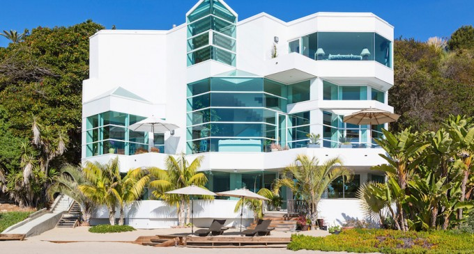 Paradise Cove Beach House – $24,950,000