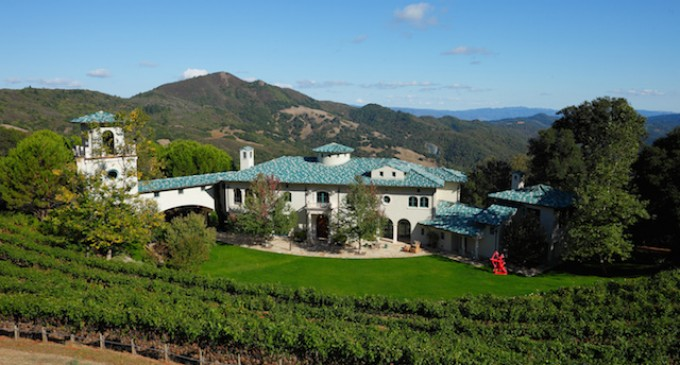 Robin Williams lists Napa Valley Estate at $29.9 Million
