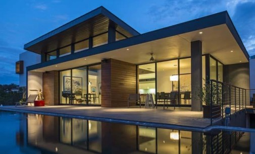 Austin Home Complete with Cadillac Showroom (PHOTOS)