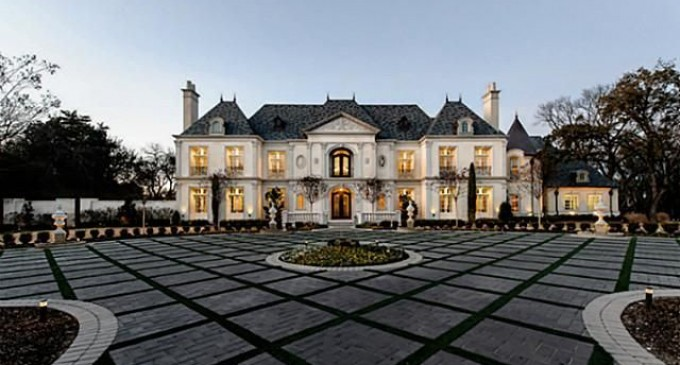 Prestigious French Château – $10,988,000