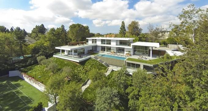 Spectacular New Estate – $39,900,000