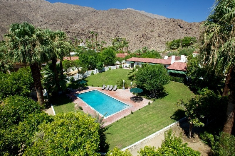 Henry Mancini S Palm Springs Estate From 550 Night