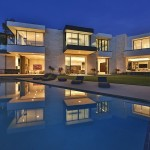 Contemporary Architectural Mansion – $38,000,000
