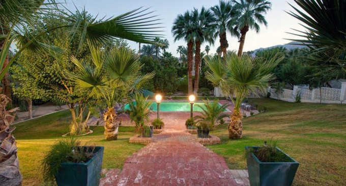 Henry Mancini's Palm Springs Estate – From $550/Night