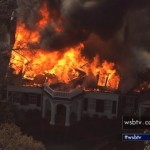 Buckhead Mansion Destroyed by Fire