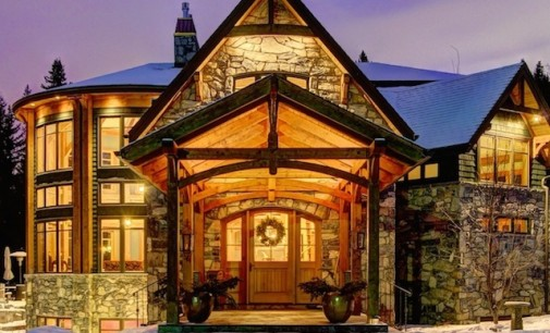 Phenomenal Timberock Home – $5,500,000 CAD