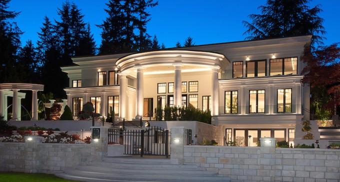 Opulent British Properties Manor – $10,880,000 CAD