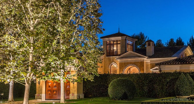 Magnificent Italianate Estate – $45,000,000