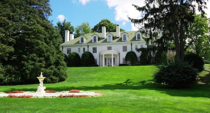 Remarkable Scarsdale Estate – $16,500,000