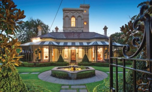 Victorian Residence Heading to Auction
