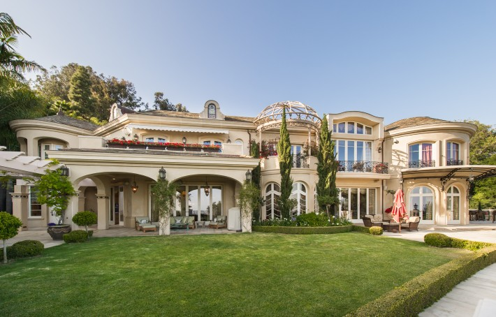 European Villa – $18,995,000 | Pricey Pads