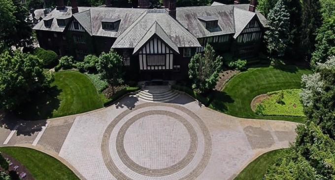Exquisite Tudor Estate – $3,995,000