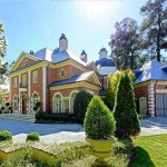 Gated Buckhead Estate – $6,399,000