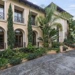 Magnificent Mediterranean Estate – $55,000,000