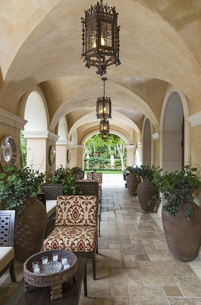 Magnificent mediterranean estate 55 000 000 pricey pads - Mediterrane architektur ...