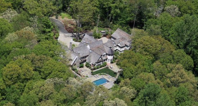 Dramatic English Manor – $8,950,000