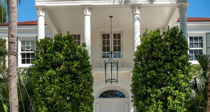 Regal Palm Beach Mansion – $32,000,000