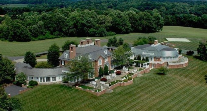 39,000 Sq. Ft. Mansion On Sale for $13,950,000 (PHOTOS)