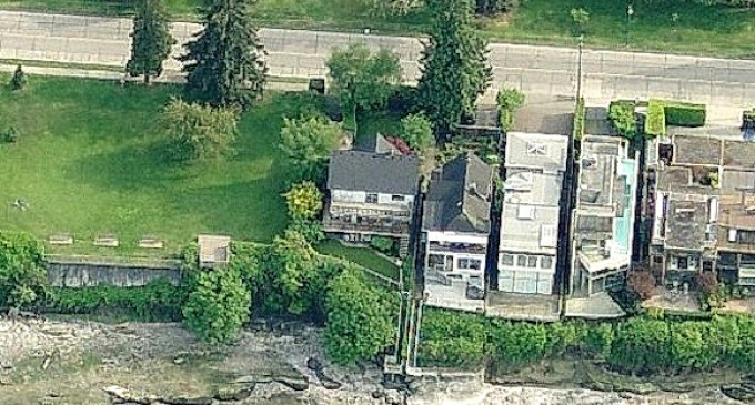 Point Grey 'Lot' Asks $14,889,000 CAD