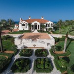 Palladian Oceanfront Estate – $9,950,000