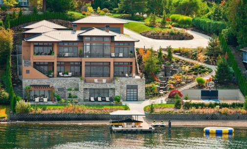 Gated Lakeside Living – $11,990,000