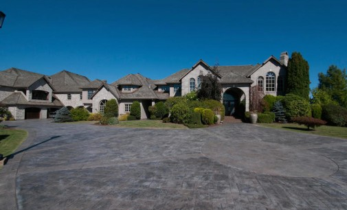 Nickelback's Chad Kroeger Lists Palatial Abbotsford Mansion