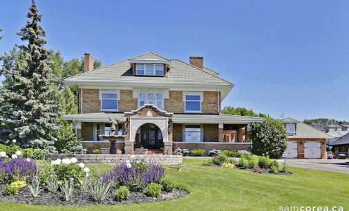 Stately Period Home – $3,995,000 CAD