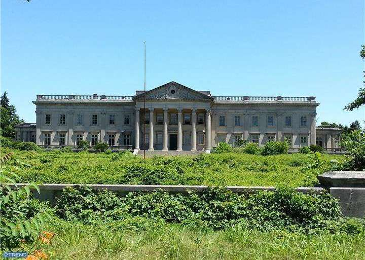 Historic Lynnewood Hall Lists for $20 Million - Pricey Pads