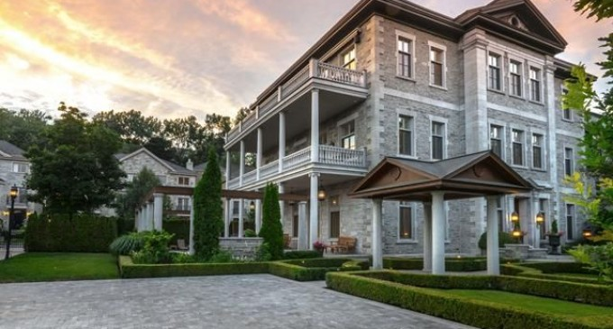 Majestic Stone Residence – $9,750,000 CAD