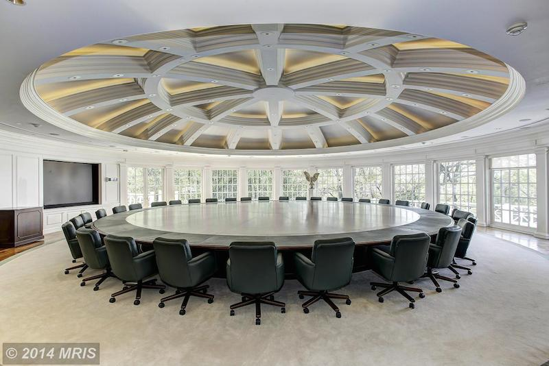 CC8252408 - Corporate Conference Room