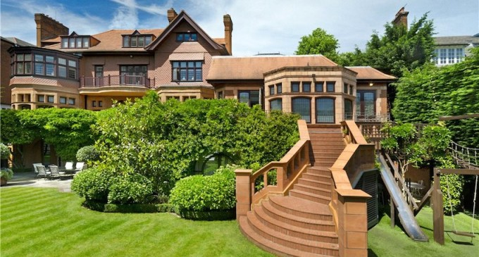 Ambassadorial Period Residence – £46,500,000