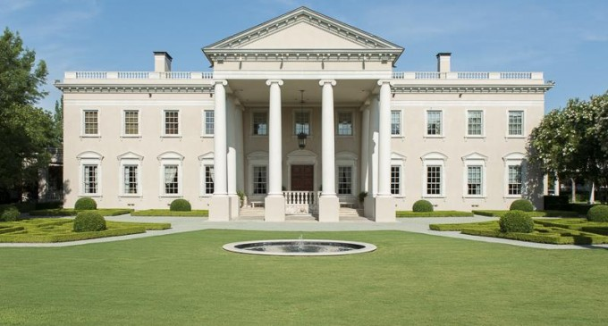 The Dallas White House – $19,500,000