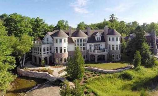 Lake Charlevoix Estate – $10,500,000